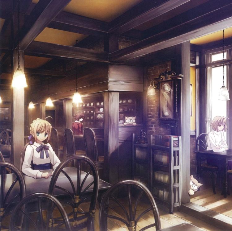 Ahnenerbe, нем. . Наследие) - кафе, расположенное рядом с кино